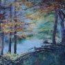 Au coeur du Jura [Acrylique - 50 x 70]