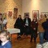 Vernissage à Sonchamp - Janvier 2014
