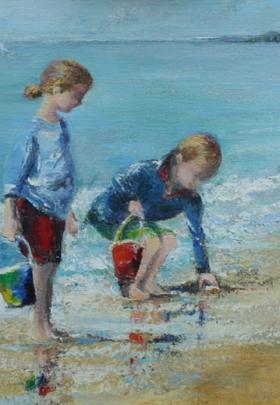 La pêche aux coquillages