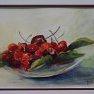 Etude de cerises [Aquarelle - 20 x 30]