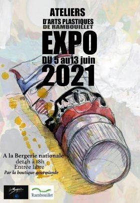 Affiche Expo Juin 2021