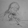 Etude pour « Artiste en herbe »