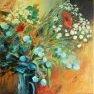 Etude de bouquet [Acrylique - 46 x 33]