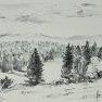 Paysage du Jura [« Derrière les Crêts »]