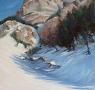 Vers le Lauzet (Hautes-Alpes)